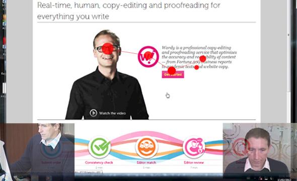 Usability Eye Tracking